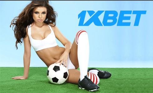 1xbet sport girl