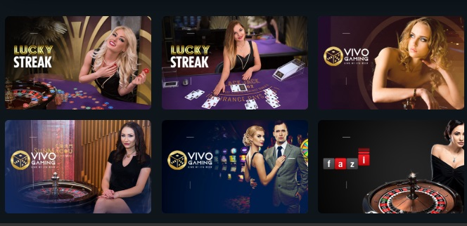 Betwinner casino and live casino