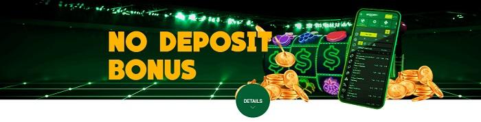 No deposit bonus from Wazobet